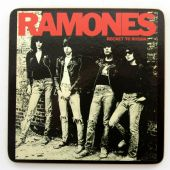 Ramones - 'Rocket to Russia' Drinks Coaster